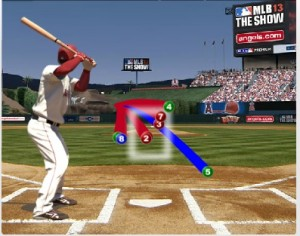 Mike  Trout at-bat