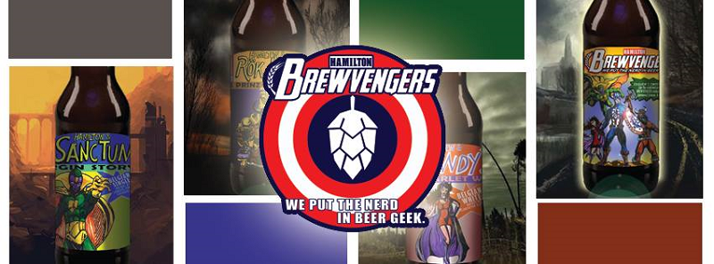 Hamilton Family Brewery Brewvengers