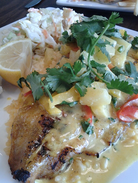 Restaurant Of The Week Fish O Licious The David Allen Blog