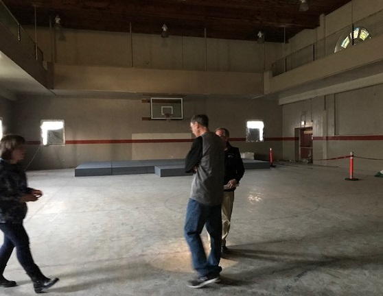 Inside (and outside) the Pomona YMCA | The David Allen Blog