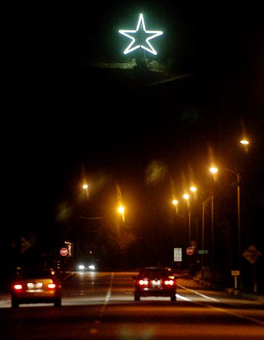 Christmas Star : lighting star - azcodes.com