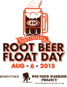 A&W Root Beer Float Day 2015