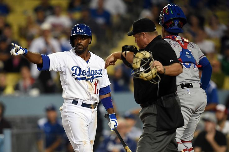 Jimmy Rollins pointing