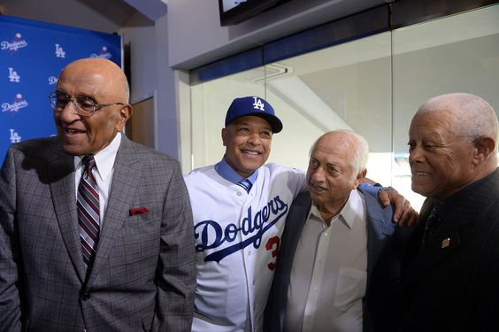 Dave Roberts Dodgers