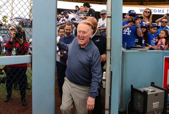 Vin Scully Avenue