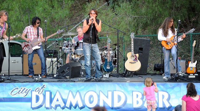Concerts In The Park Diamond Bar