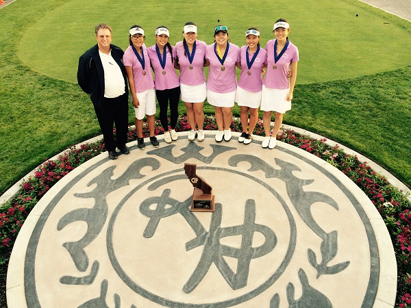 DBHS Girls Golf