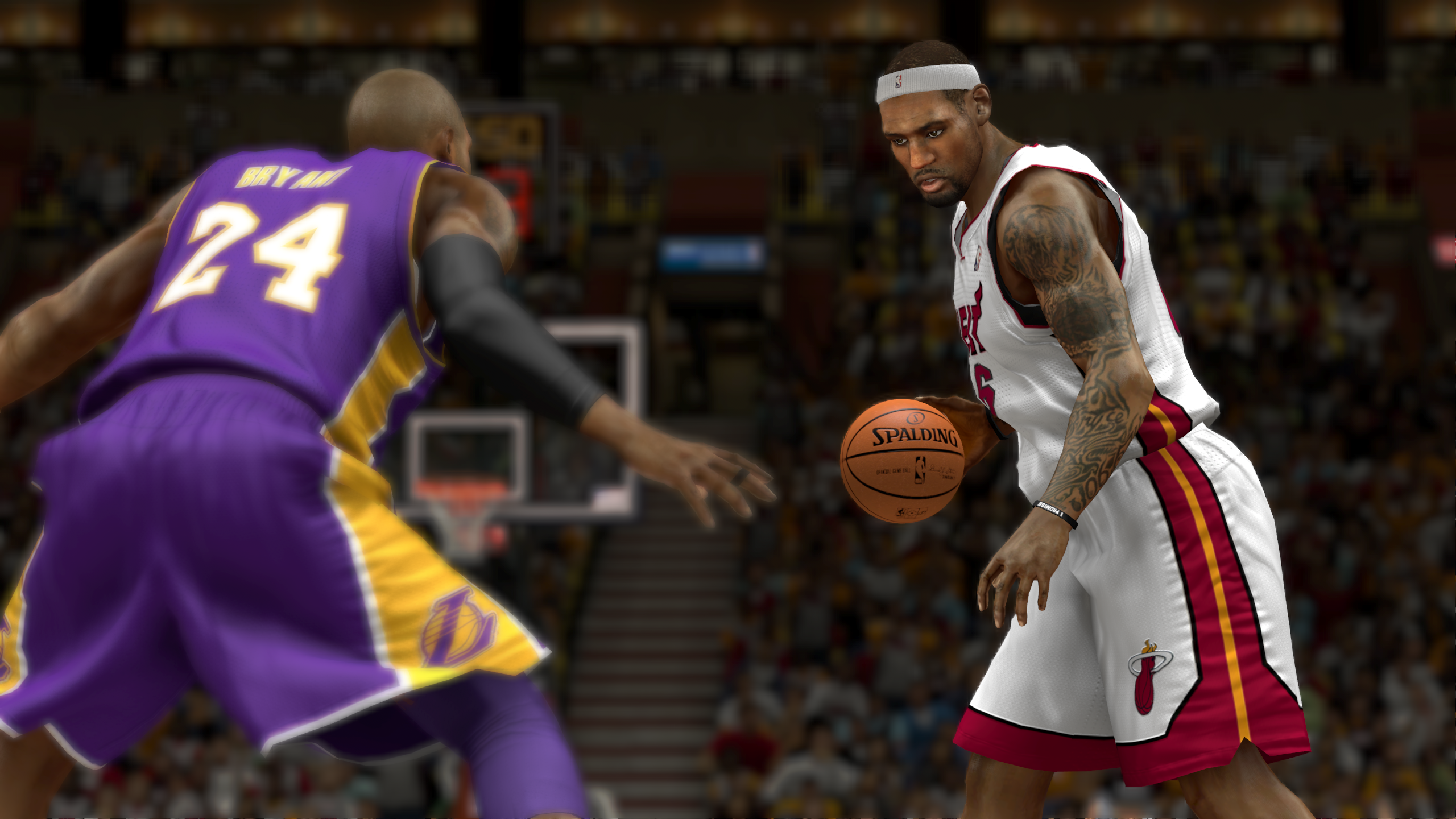 An NBA2K14 simulation has the Lakers missing the NBA playoffs. Photo Credit: NBA2K