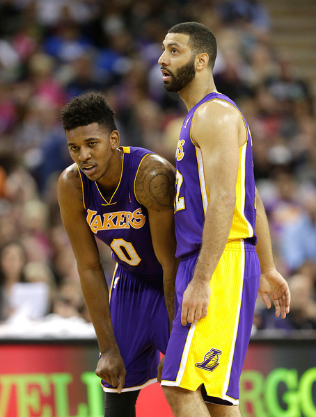 "Lakers forward Nick Young will likely opt out of his $1.22 million player option. But he said he is ""very confident"" he will reach an agreement to stay with the Lakers"