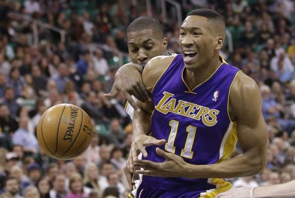 The Lakers agreed to a one-year, $1 million deal with Wesley Johnson Rick Bowmer / The Associated Press