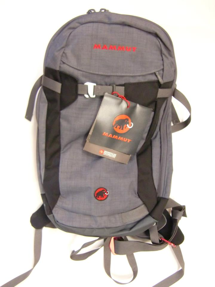 Mammut Snowpulse Air Bag Technology