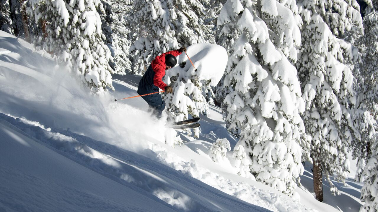 Mother Nature helped set up Lake Tahoe resorts perfectly for skiers and snowboarders before the long Martin Luther King Jr. holiday weekend. Northstar, for example, received 18 inches of fresh powder. (Photo courtesy Northstar)